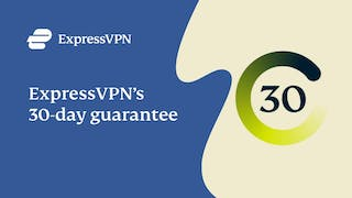 Better than a free VPN trial: ExpressVPN's 30-day guarantee