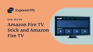 Amazon Fire TV Stick und Amazon Fire TV ExpressVPN App Setup-Tutorial