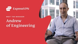 Meet the Manager: Andrew of Engineering
