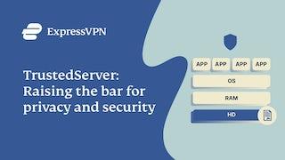 TrustedServer ExpressVPN: Podnosimy poprzeczkę