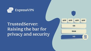 ExpressVPN Trusted Server: Höjer ribban