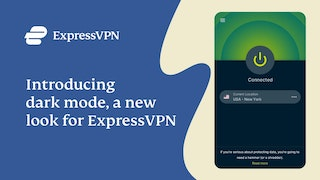 Introducing dark mode for ExpressVPN's browser extensions