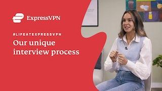 #LifeAtExpressVPN: Our unique interview process