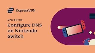 Руководство по настройке ExpressVPN DNS для Nintendo Switch