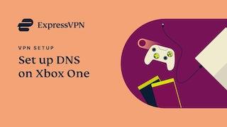 Xbox One ExpressVPN DNS-asennusopas