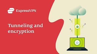 How VPNs use tunneling and encryption