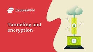 動画:VPNがトンネリングと暗号化を使用する方法